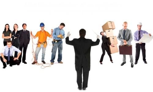 Ilustrasi Manajemen Sumber Daya Manusia